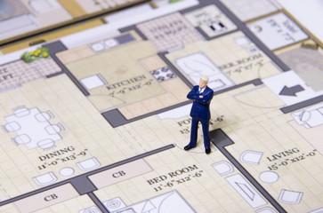 賃貸物件の間取り図のチェックポイント